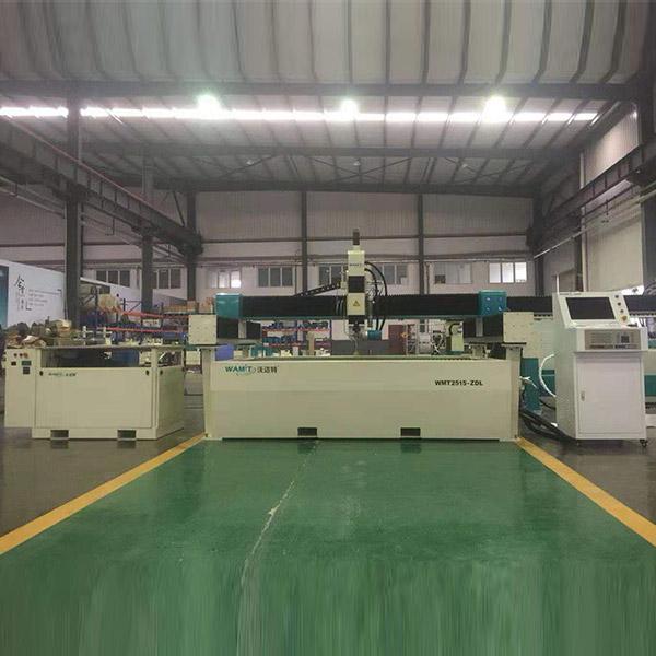 沃迈数控 济南纯水切割机 超大台面纯水切割机设备