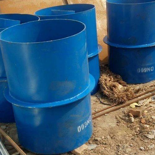 巩义防水套管哪里有 河南防水套管图片 骄阳 找柔性防水套管