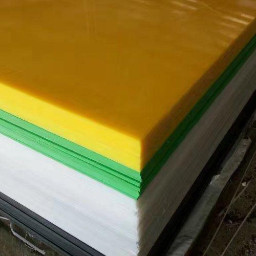 PE300聚乙烯PE板厚度40mm 6098料挤出聚乙烯PE板 嘉盛利特