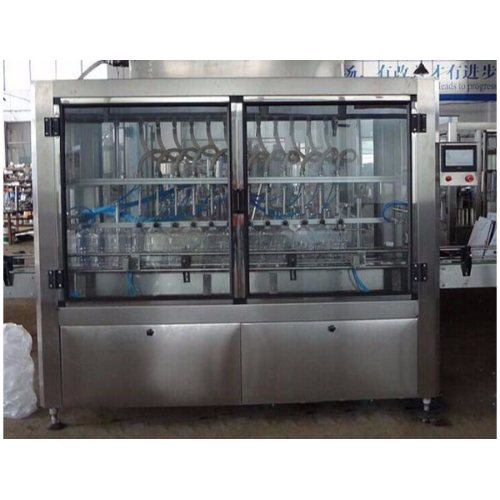 恒鲁机械 制造食用油灌装机制造商 食用油灌装机品牌
