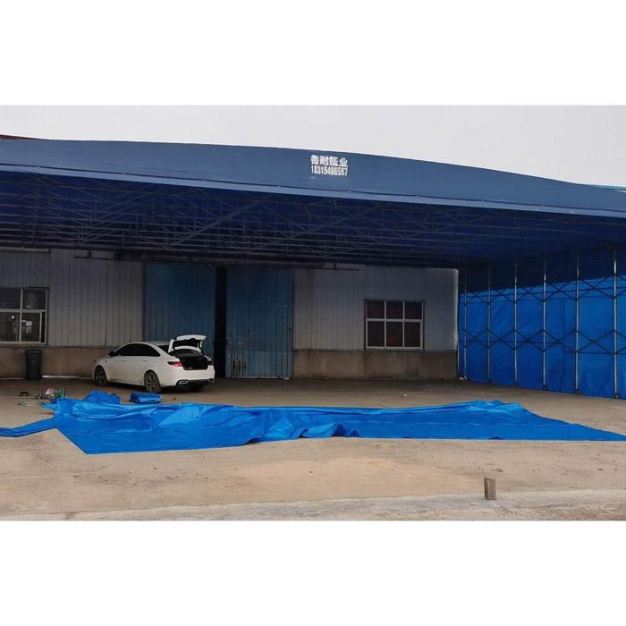 生产推拉篷 大型推拉篷加工 鲁耐 推拉篷加工