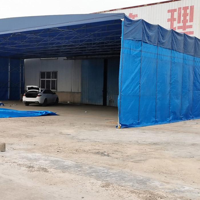 推拉篷布供应 生产推拉篷布批发 定做推拉篷布直销 鲁耐