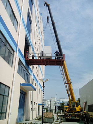 苏州北桥设备搬运企业 机械设备搬运 实力品牌供应商