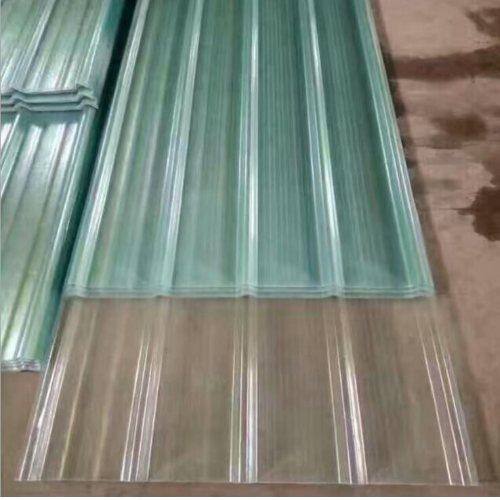 楼顶阳光板供应商 通盛彩钢 耐腐阳光板规格齐全
