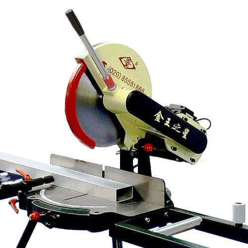 金王 305切铝机断桥铝材 12寸切铝机机械设备 355切铝机机械设备