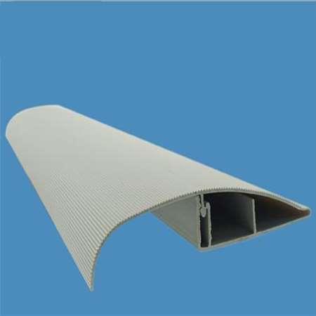 ABS塑胶 塑胶挤出异型材厂家定制