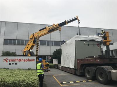 苏州大件设备吊装搬运公司 大件吊装搬运公司 事故率为零
