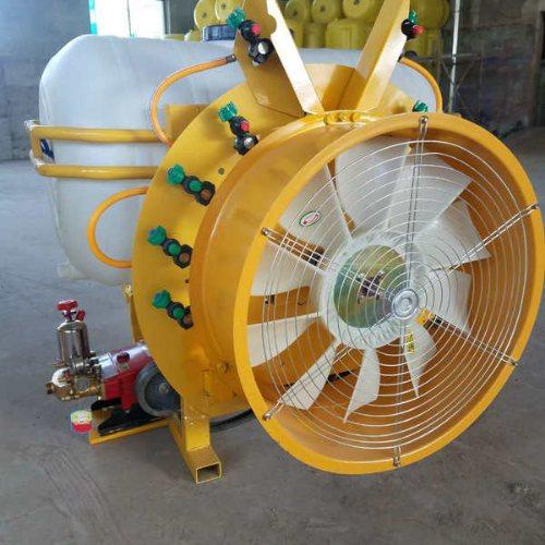 四轮风送打药机型号 大力神 生产风送打药机加工