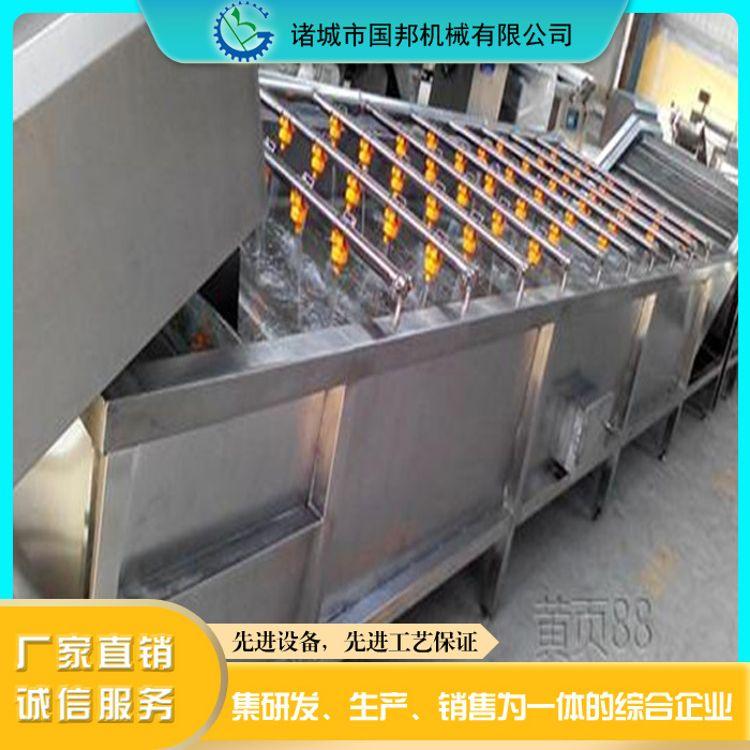 国邦机械 清洗机哪家好 清洗机厂家 生菜清洗机多少钱