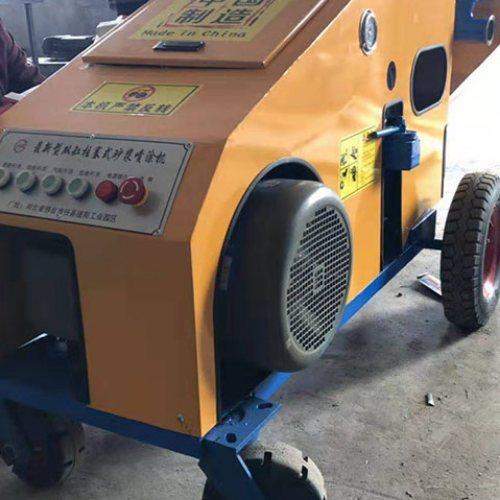 螺杆式砂浆喷涂机参数 建泰 螺杆式砂浆喷涂机怎么使用
