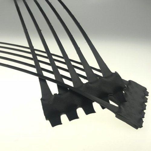 宏川工程材料 100KN单向塑料格栅综合单价 市政道路单向塑料格栅