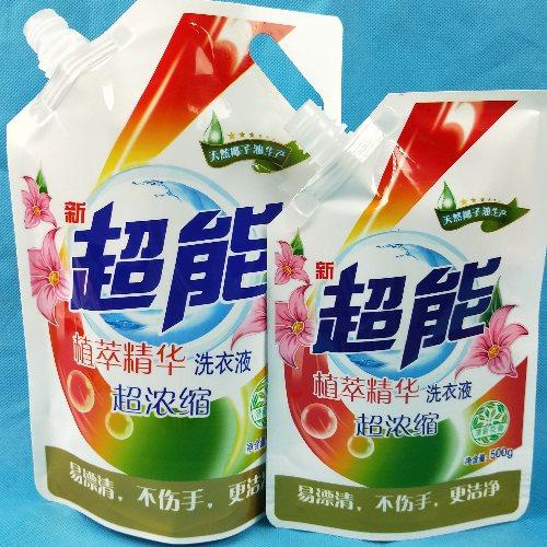 优质1000kg洗衣液包装袋货源充足 优质1000kg洗衣液包装袋 海绘
