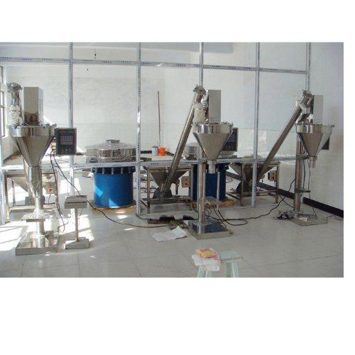 定制粉剂包装机 元兴 半自动粉剂包装机价格 半自动粉剂包装机