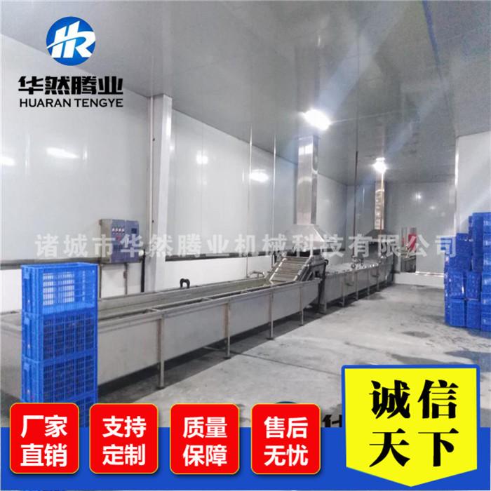 乳饮料巴氏杀菌机设备生产厂家 华然腾业