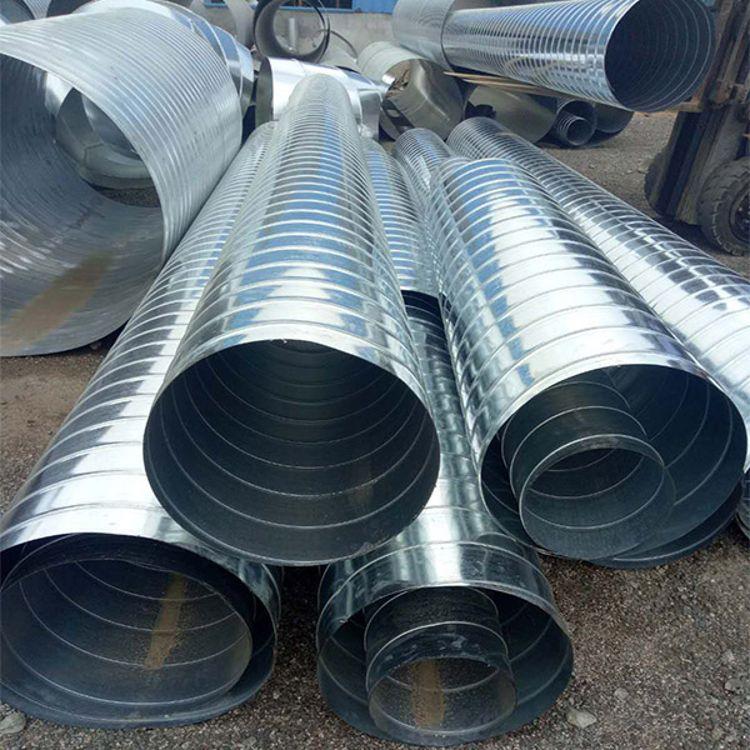 不锈钢方形风管定制 厂家直销不锈钢方形风管一米多少钱 佳工环保