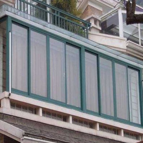 中式断桥铝合金窗哪里有 历下区断桥铝合金窗价格 三朵云门窗