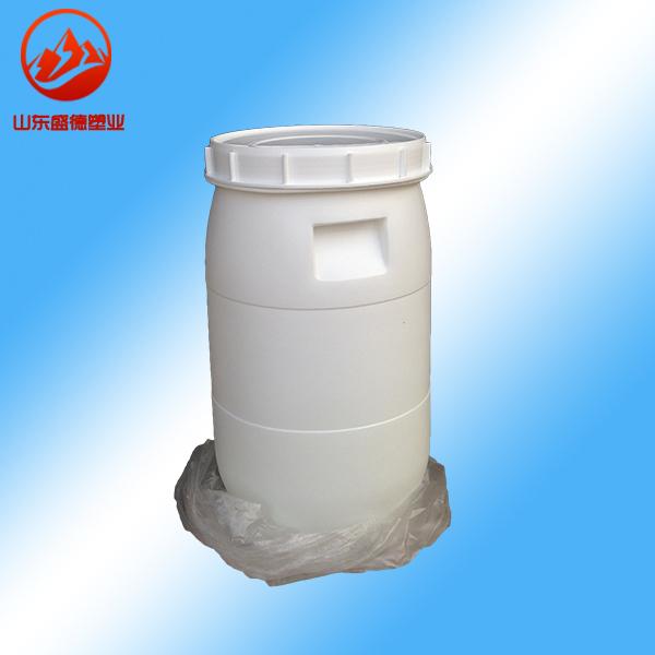 汉中销40升圆塑料桶40公斤出口包装桶六安供应40KG次氯酸钙包装桶