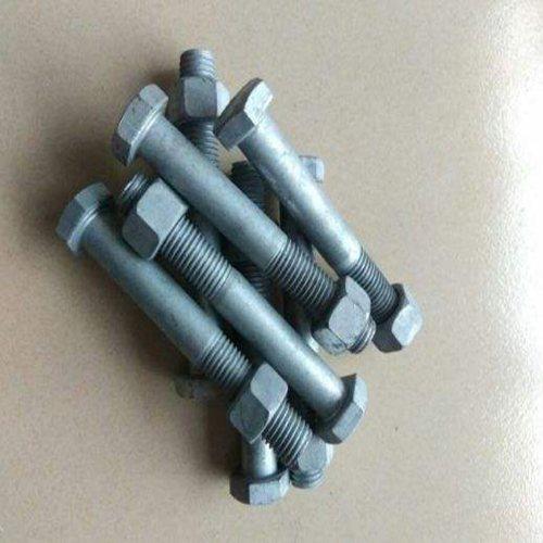 热镀锌铁塔螺栓制造 m10热镀锌铁塔螺栓加工厂 熔炬紧固件