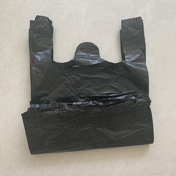 世起塑料 酒店客房黑色塑料袋批发 家用黑色塑料袋定制