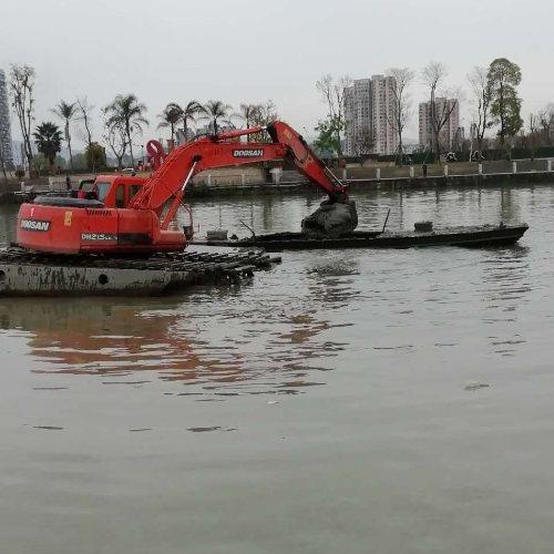 湖北清淤河道公司公司 天津清淤河道公司租赁 华放建设