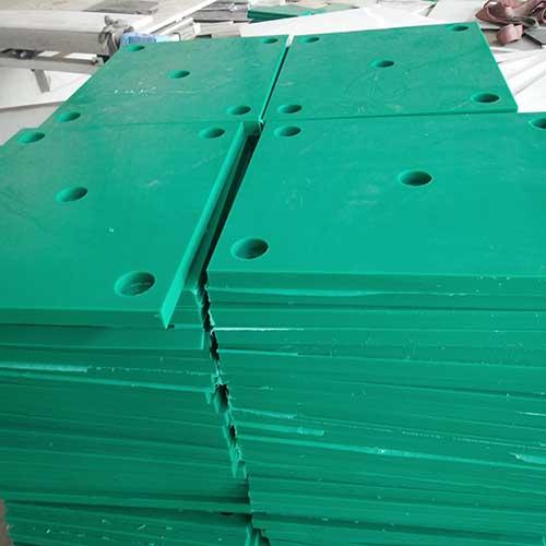 山东超鸿 巷道白色聚乙烯板 设备白色聚乙烯板