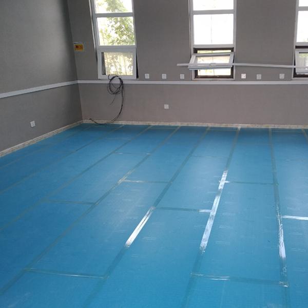 启原纳米科技 安全防水易铺装纳米碳墙暖加工厂