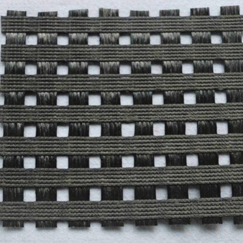 宏川工程材料 沥青玻璃纤维格栅 180KN玻璃纤维格栅固定方法