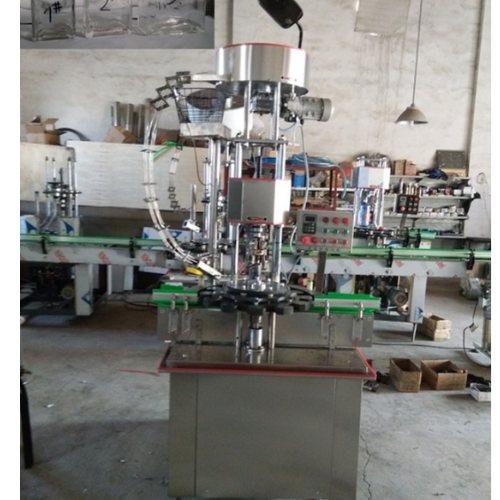 钰博机械 铝盖旋盖封口机生产公司 自动铝盖旋盖封口机生产公司