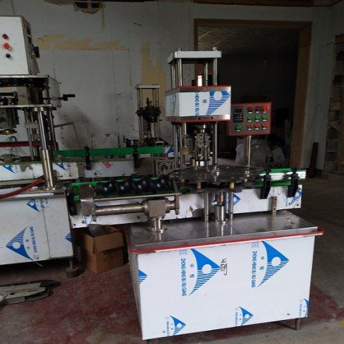 自动酒瓶封口机 钰博机械 生产酒瓶封口机