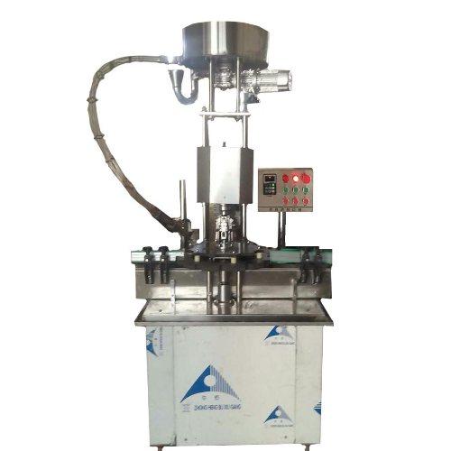 钰博机械 生产杯装白酒压盖机 自动杯装白酒压盖机