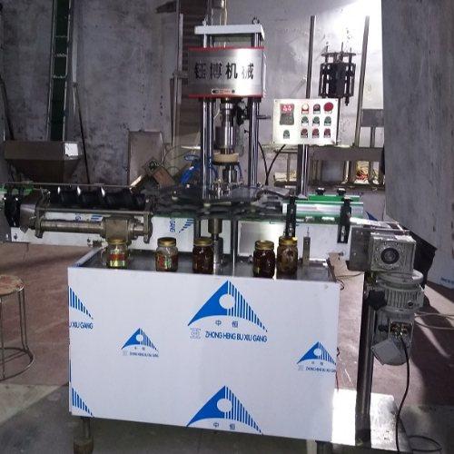 全自动白酒灌装封口机生产公司 钰博机械