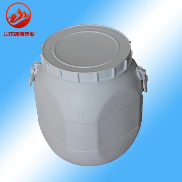 合肥供应50升八角桶50公斤次氯酸钙包装桶商洛市50千克出口桶