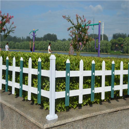 营顺 pvc花草绿化护栏供应pvc变压器护栏交通护栏