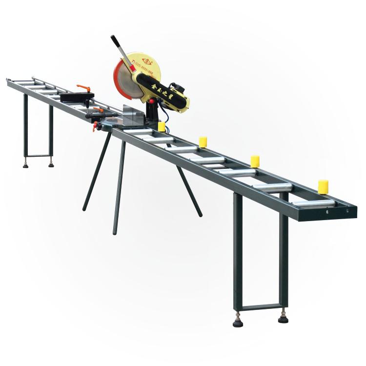 14寸铝型材切割机哪家好 金王 14寸铝型材切割机铝材厂