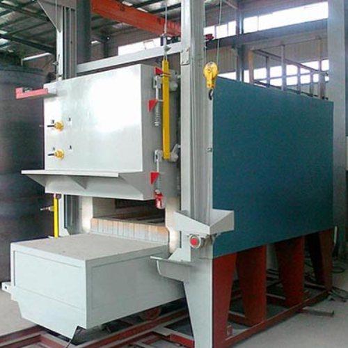 璐广电炉 销售工业台车电阻炉 山东工业台车电阻炉品牌