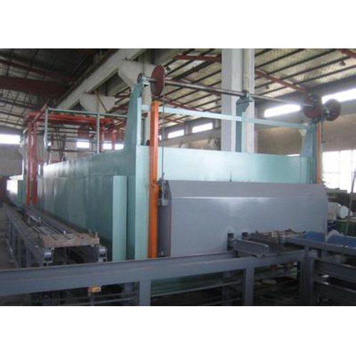 璐广电炉 定制工业台车式电阻炉型号 潍坊工业台车式电阻炉作用