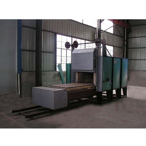 回收台车炉型号 临朐台车炉报价 璐广电炉 回收台车炉