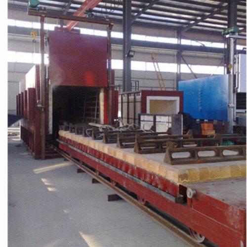 回收工业台车式电阻炉供应商 回收工业台车式电阻炉报价 璐广电炉