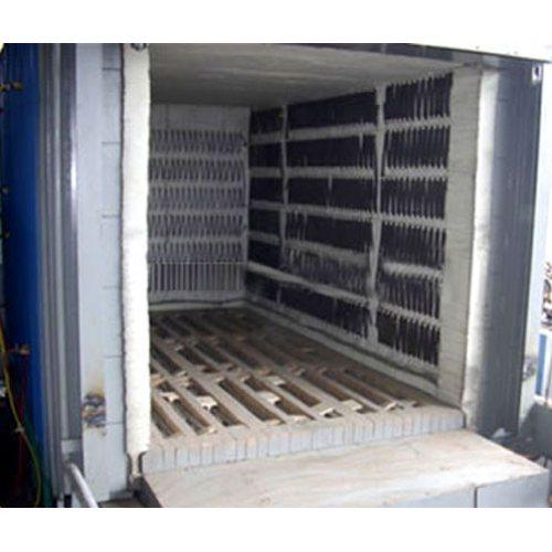回收台车电阻炉型号 璐广电炉 台车电阻炉作用