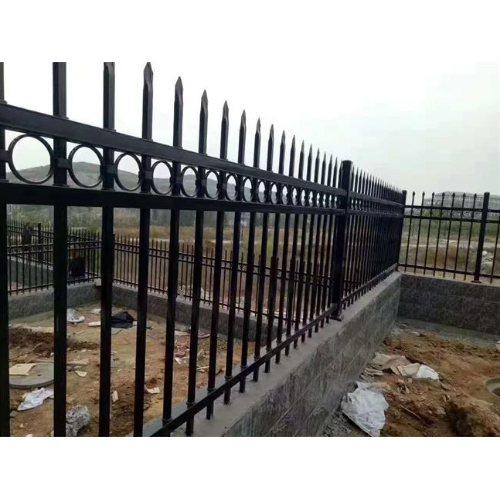 铸铁护栏采购 平轩金属 优质铸铁护栏出售 铸铁护栏品牌
