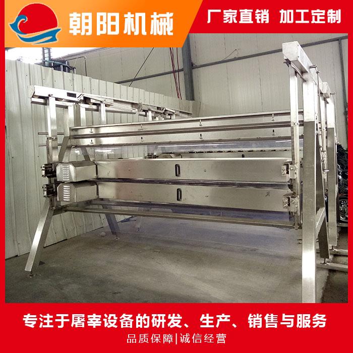 鸡屠宰机械多少钱 蛋鸡屠宰机械 朝阳 屠宰机械多少钱