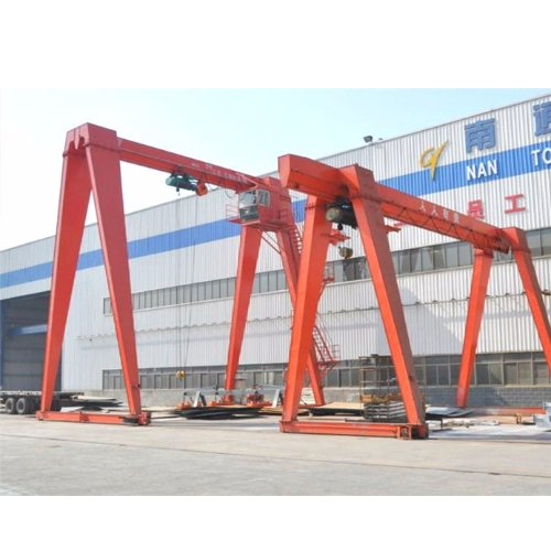 Mh5-32吨门式起重机批发商 鲁新 Mh5-32吨门式起重机代理商
