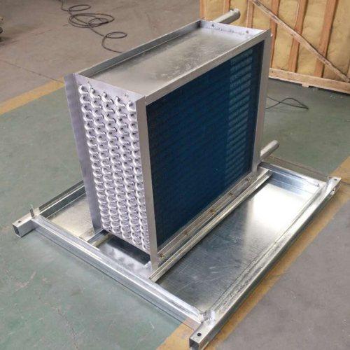 万冠空调 大庆防腐翅片表冷器联系方式 四平防腐翅片表冷器找哪家