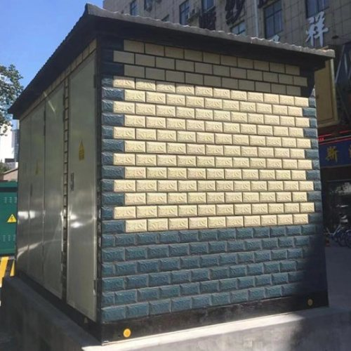 箱式变电站外壳供应   欧式箱式变电站外壳  美式箱式变电站外壳