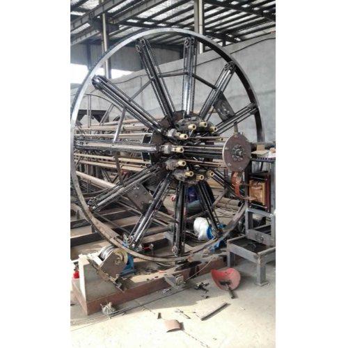 数控钢筋笼滚焊机型号 钢筋笼滚焊机图片 金顺