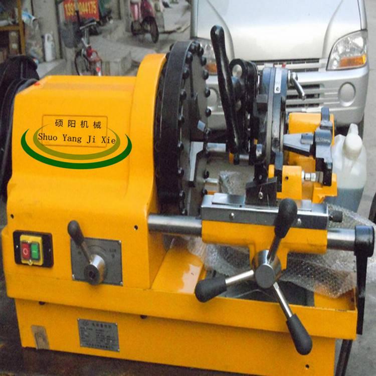 套丝切管机手动液压弯轨机电动切管机