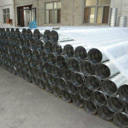 净览暖通 镀锌风管加工 镀锌风管加工厂 上海镀锌风管生产