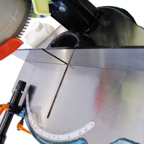 14寸转盘切割机25年老牌 转盘切割机铝材厂 金王