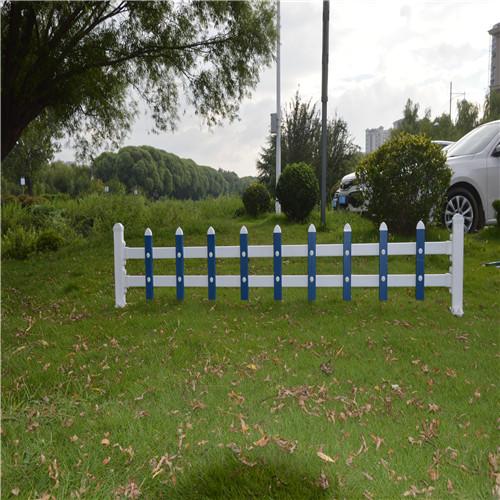鼎鑫营顺 绿化带护栏的草公园绿化护栏pvc花草供应