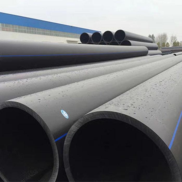 优质pe排水管供应 启成管业 pe排水管制造商 HDpe排水管定制